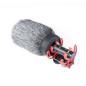 For rode videomic ntg Voice Recording Pen Outdoor Wind Cover Shield Furry dead cat Windshield Muff Microphones accessories BOX