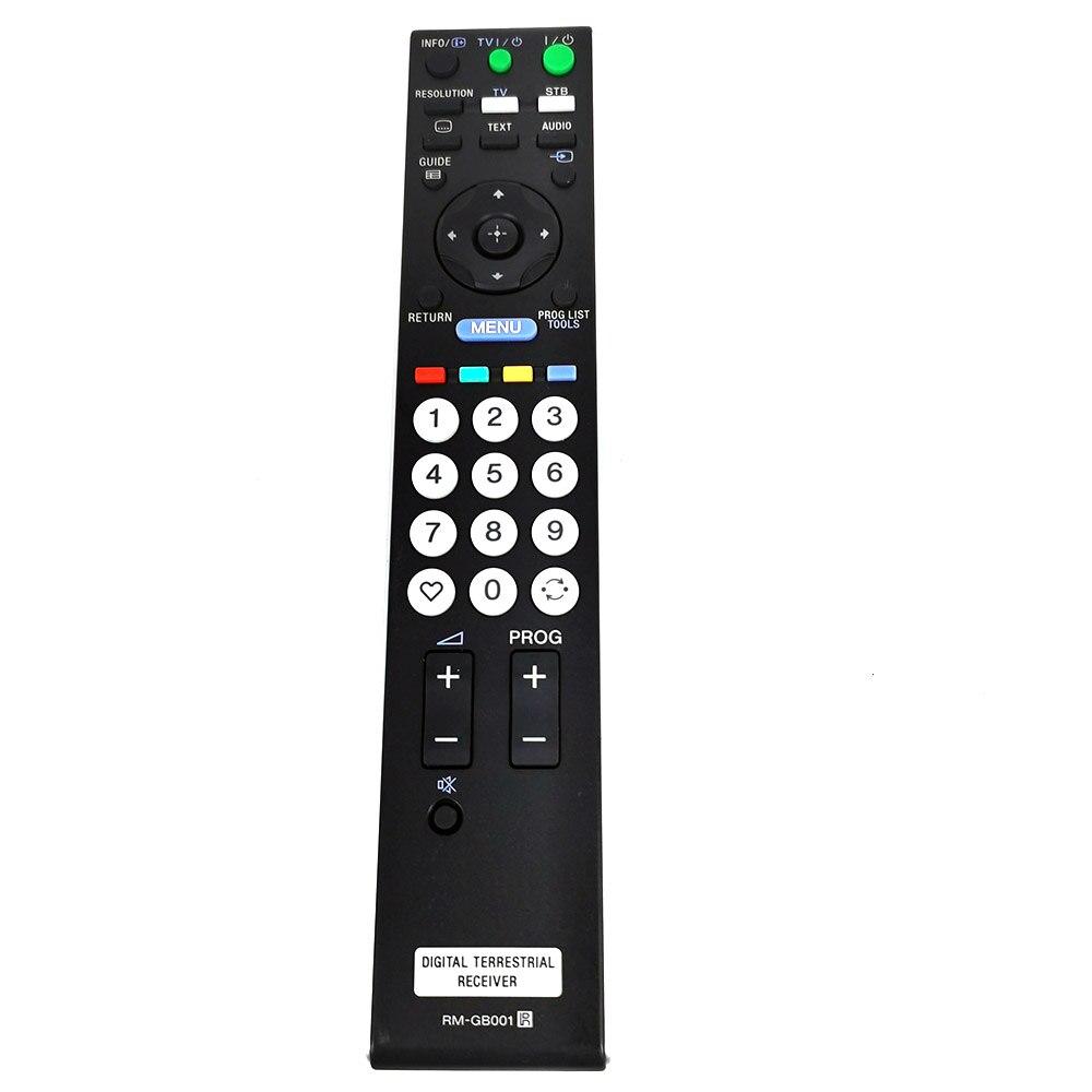 Used Original RM-GB001 For Sony Digital TV receiver Remote Control Fernbedienung