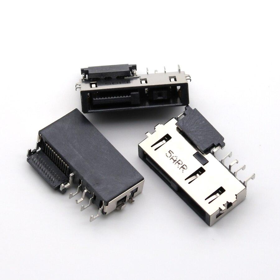 10 piezas de Puerto conector de alimentación DC para ordenador portátil Lenovo ThinkPad 2015X1 carbono 2 generación/S3 Yoga 14/E450 E455 E465 E550 E555