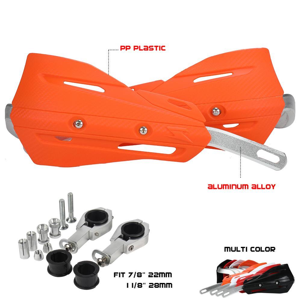 Новый Алюминий рукавицы Рука гвардии для KTM SX EXC XCF SXF XCW EXCF SMR Байк MX Мотокросс Supermoto OFF road Мотоцикл