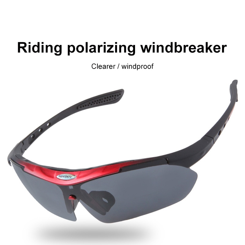 BIKEBOY Cycling Sunglasses Mtb Polarized Sports Riding Goggles Mountain Bike Protection Goggles Men'