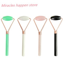 1Pc Portable Facial Massage Roller Beewax Anti Wrinkle Face Slimming Shaper Massage Stick Body Eye R