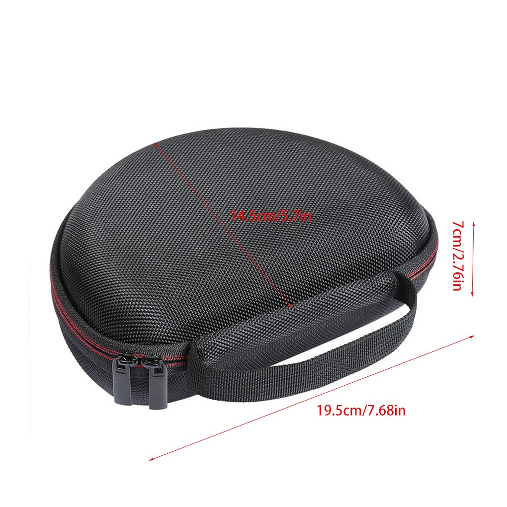 2021 new Hard Case for JBL T450BT/T460BT/T500bt Wireless Headphones Box Carrying Case Box Portable Storage Cover (black) enlarge