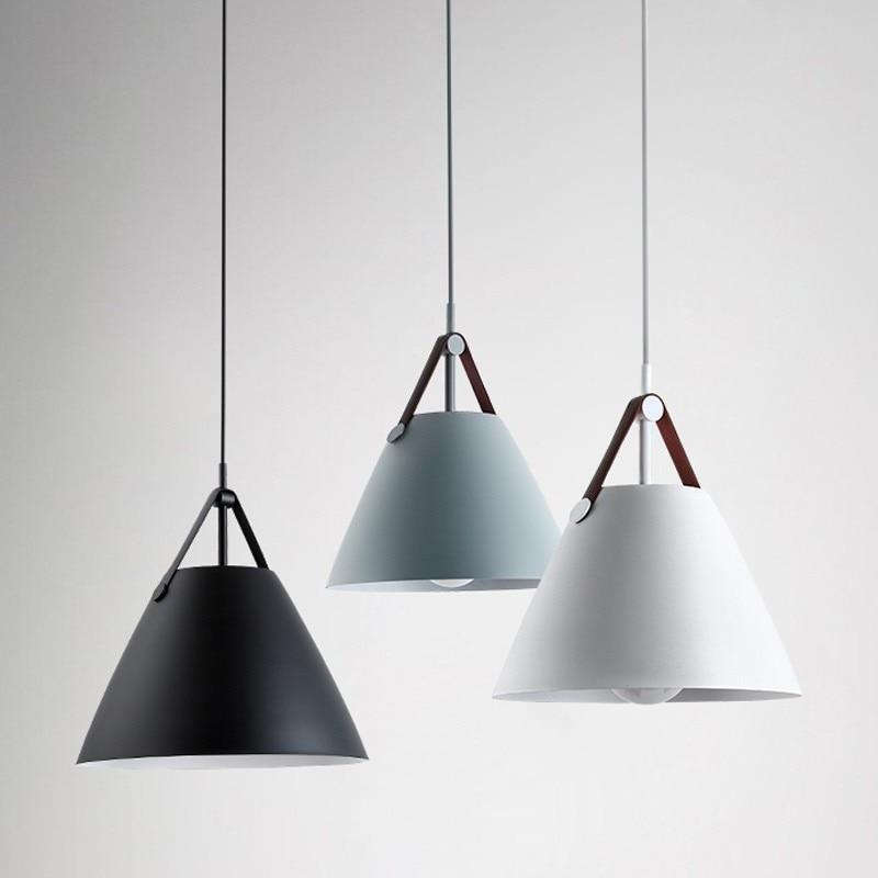 مصباح سقف Led بتصميم عصري ، تصميم شمالي ، مثالي للمطبخ أو البار أو المقهى.