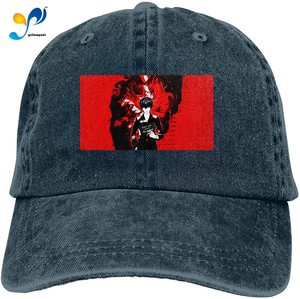 Persona 5 Game Commemorate Casquette Cap Vintage Adjustable Unisex Baseball Hat