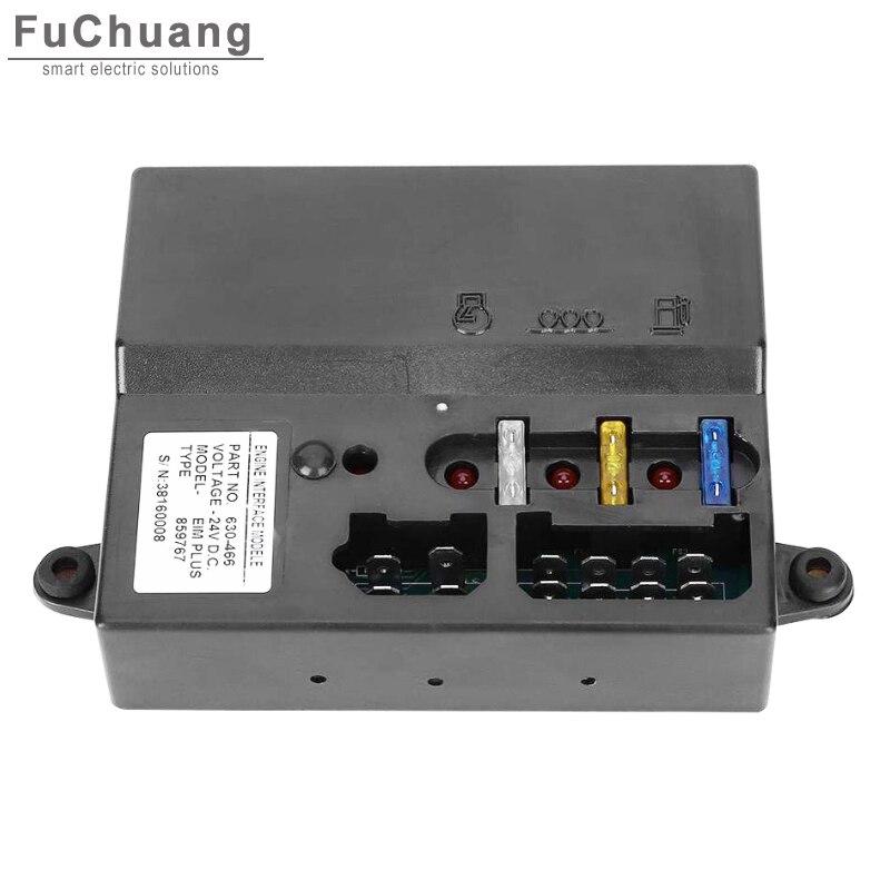 وحدة واجهة المحرك 290plus 630-466 24V ، وحدة تحكم للمولد ، حماية لكل دوائر