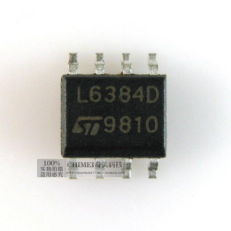 ¡Entrega Gratuita! L6384D L6384ED parche medio puente de alta presión driver chips CI