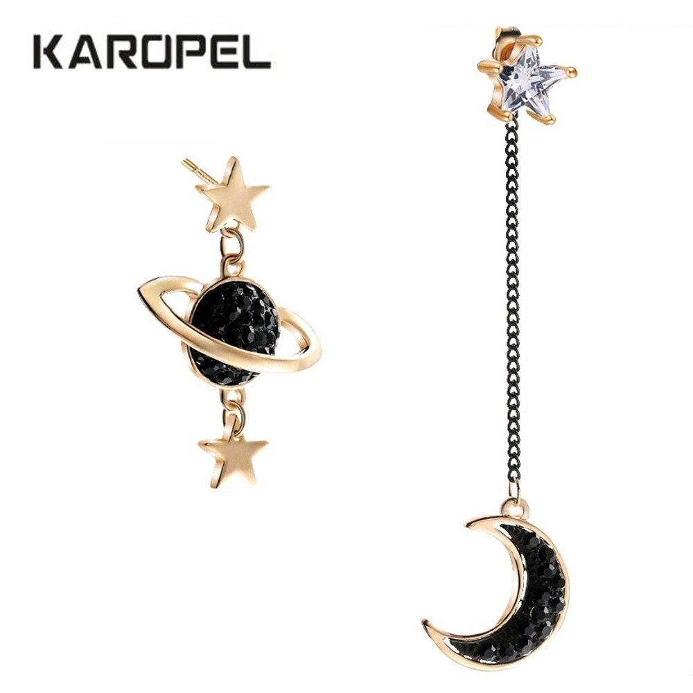 Новые-ассиметричные-серьги-в-форме-звезды-и-Луны-женские-модные-корейские-темпераментные-серьги-длинные-индивидуальные-серьги-изысканны