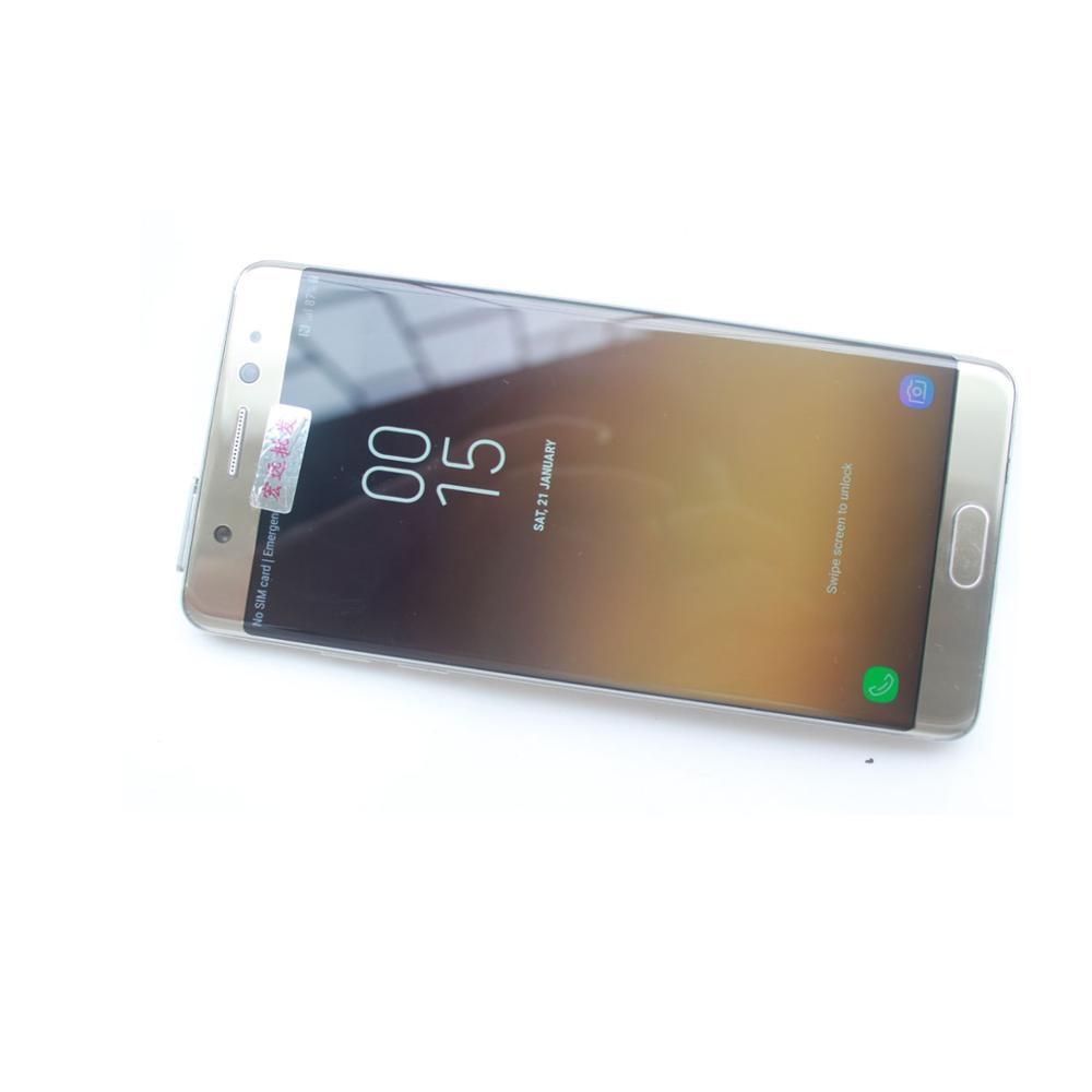LCD + digitalizador de pantalla táctil + marco para Samsung Galaxy Note 7, Note FE N930, N930F, N935