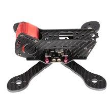 GEP-AX5 215mm x-type 5in Fiber de carbone FPV course Drone quadrirotor cadre Kit avec XT60 distributeur de puissance led RC cadre pièces