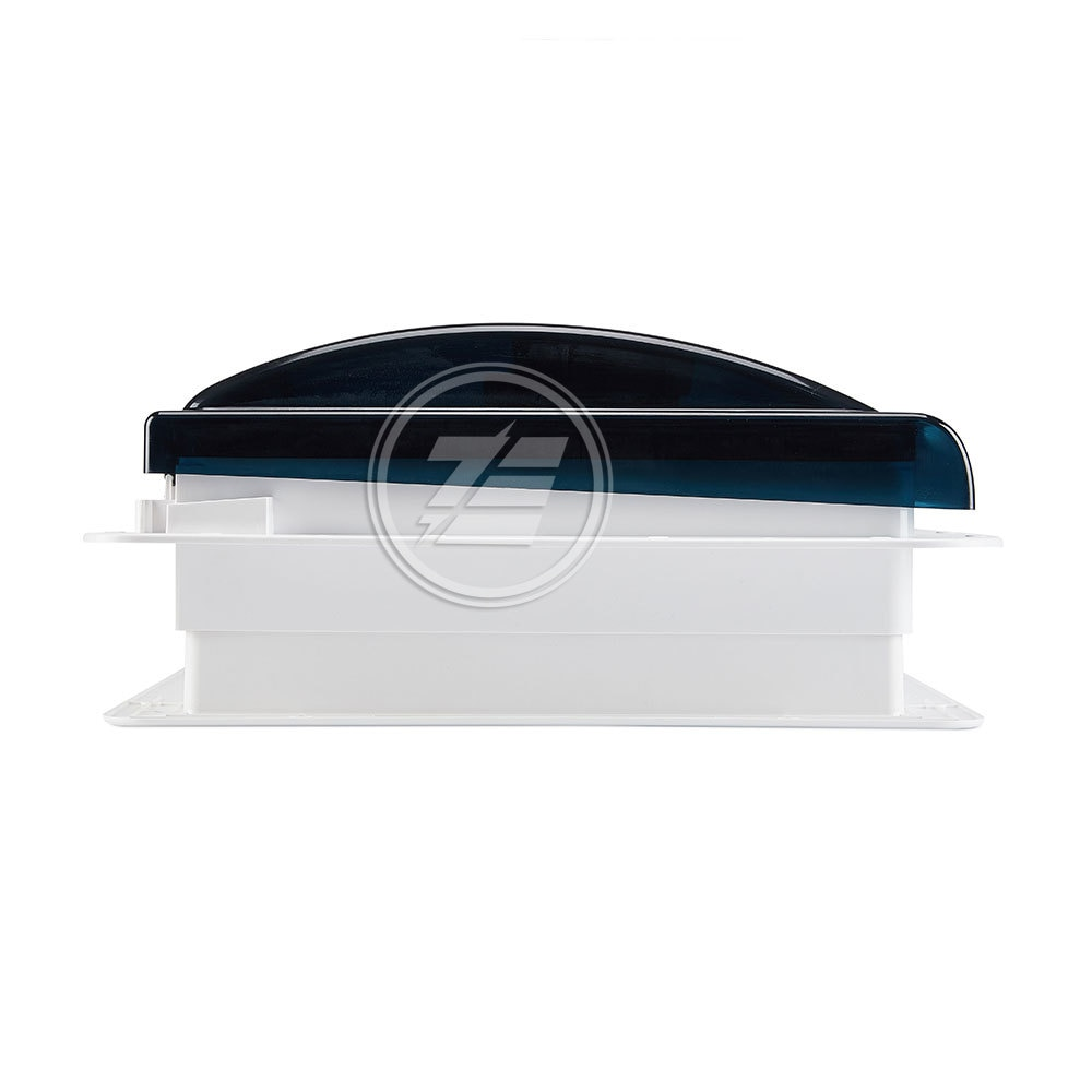 14' 420mm DC 12V Remote Touch Screen Control RV Roof Vent Caravan Skylight RV AIR Fan 0100483 Motorhome Camper Window Accessorie enlarge