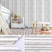 Moderne flèche papier peint vinyle auto-adhésif Contact papier décoratif tiroir doublure autocollants faciles à poser AliExpress Standard livraison gratuite