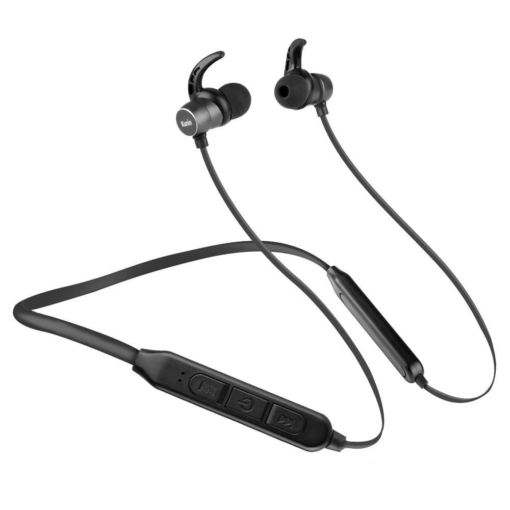 Auriculares inalámbricos Bluetooth de 15 HR, auriculares deportivos con cancelación de ruido V5.0 con micrófono fone de ouvido para Xiaomi
