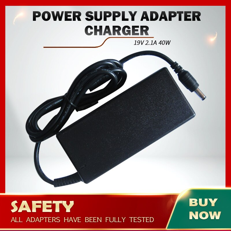 "Зарядное устройство 19V 2.1A 40W AC, адаптер питания для HP Pavilion 23xi 23 ""широкоформатного HD LED ЖК-монитора"