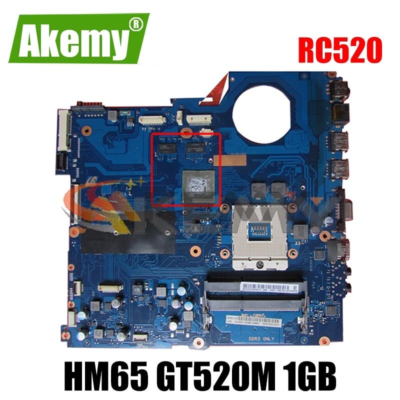 AKEMY لسامسونج RC520 اللوحة المحمول HM65 GT520M 1GB BA41-01581A BA41-01579A BA41-01580A BA92-08079A 100% اختبار