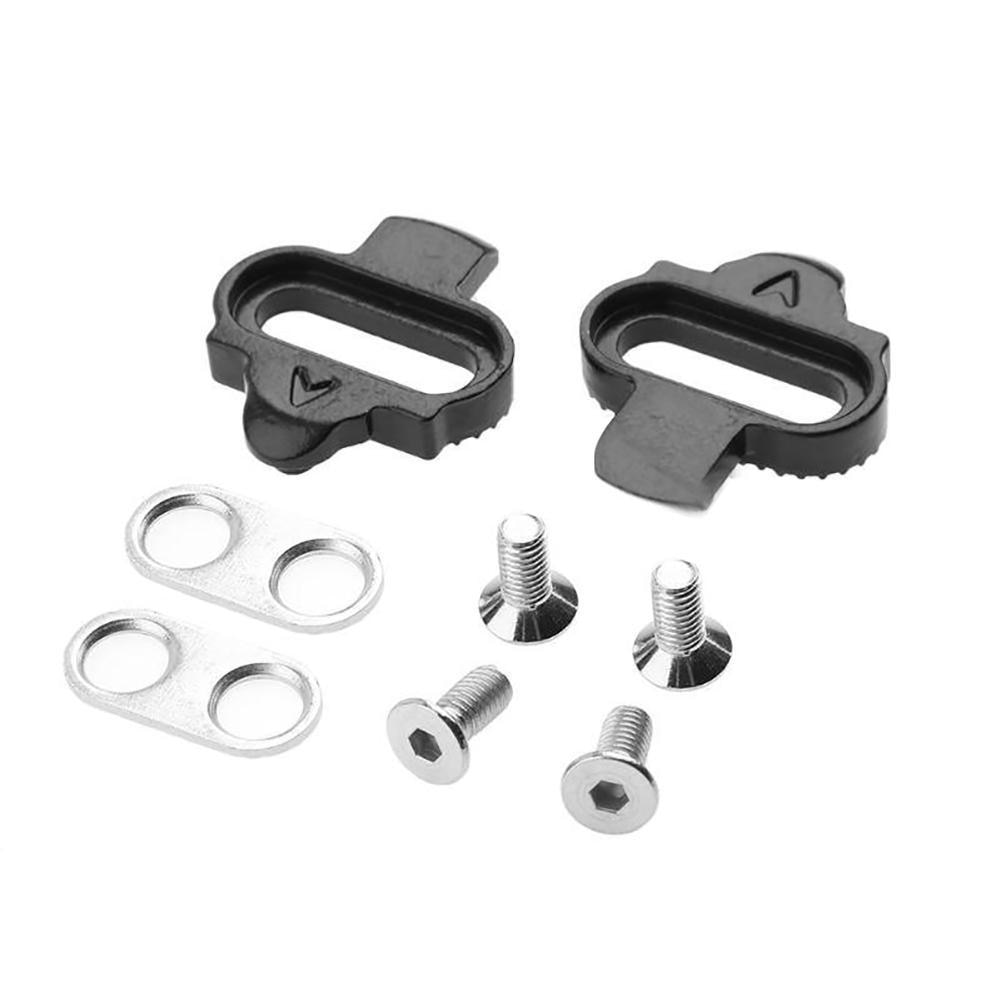 Conjunto de tacos de Pedal para bicicleta de carretera, accesorios multifuncionales de...