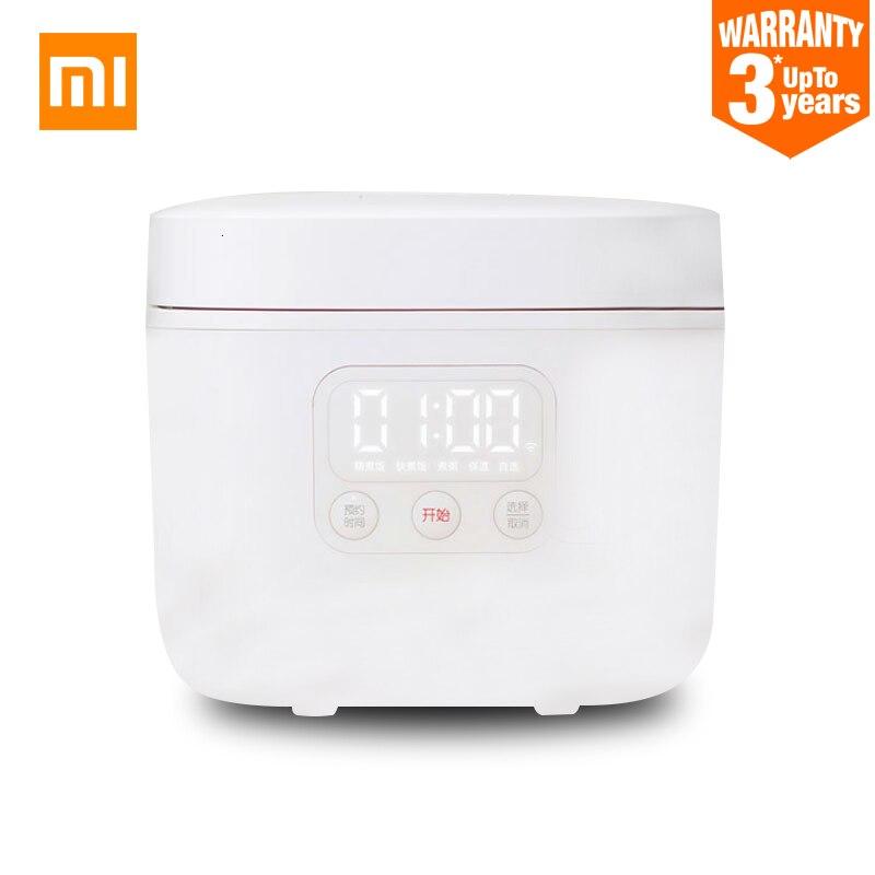 شاومي Mijia 1.6L الكهربائية الأرز طباخ المطبخ طباخ صغير صغير الأرز كوك آلة ذكي موعد Led العرض