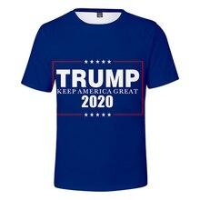 Мужская/женская футболка с принтом Дональд футболка с Трампом толстовка с капюшоном США 2020 плакат с президент Make American Great again футболка с длин...
