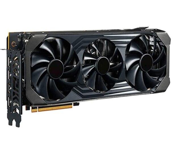 بطاقة جرافيكس للالعاب AMD Radeon RX 6700 XT مع ذاكرة 12 جيجا GDDR6 rx6700xt بطاقة جرافيكس للتعدين وحدة معالجة الرسومات