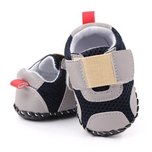 2020 The New Breathable Baby Anti-Slip Baby Girl Boy Shoes Casual Baby Girl Boy Shoes