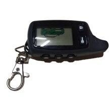 TW 9010 LCD Remote Control Keychain Key Fob For TOMAHAWK TW9010 Two-Way Car Alarm System