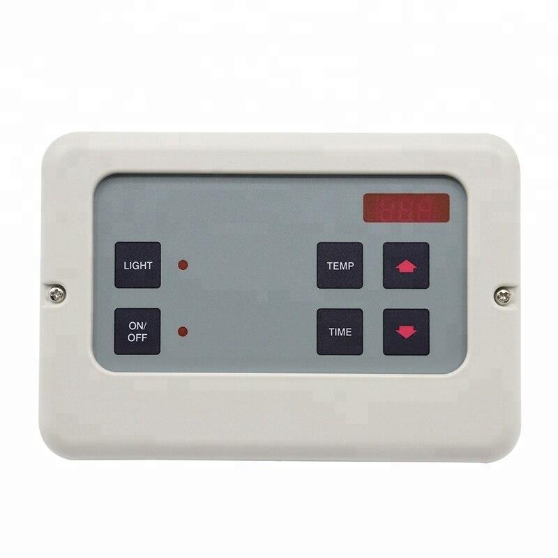 Accessoires numériques de Sauna   Contrôle de la température de Spa 10.5-18KW