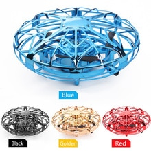 2021 NEW Mini Helicopter RC UFO Dron Aircraft Hand Sensing Infrared RC Quadcopter Electric Induction