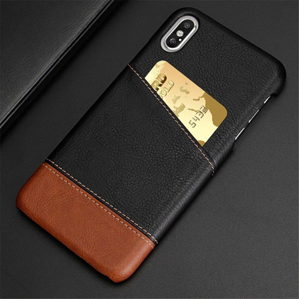 Für Samsung Galaxy S20 FE Hinweis 20 Ultra 9 8 S 10 Lite Retro PU Leder Card Slot Fall Für samsung S20 S10 S9 S8 Plus S7 S6 Rand Handy-Stoßdämpfer    -