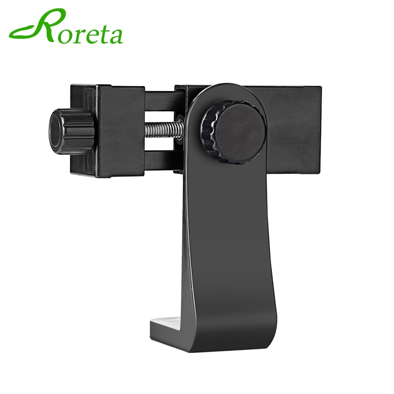 Roreta Tripod Mount Adapter Rotatable Stand Mount Adapter For iPhone xiaomi Samsung smart phone Tripod Stand