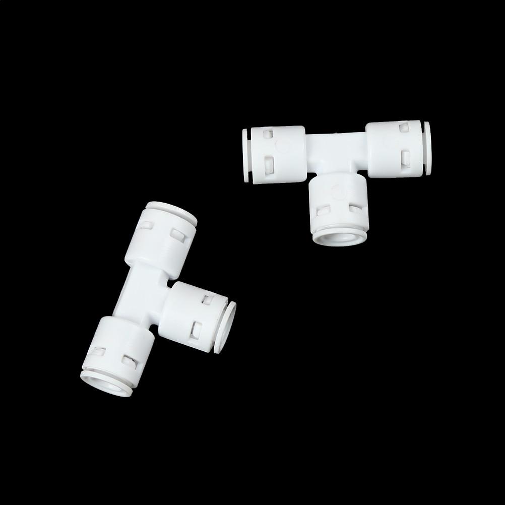 2 pièces/lot purificateur deau osmose inverse machine filtre à eau pièces 1/4