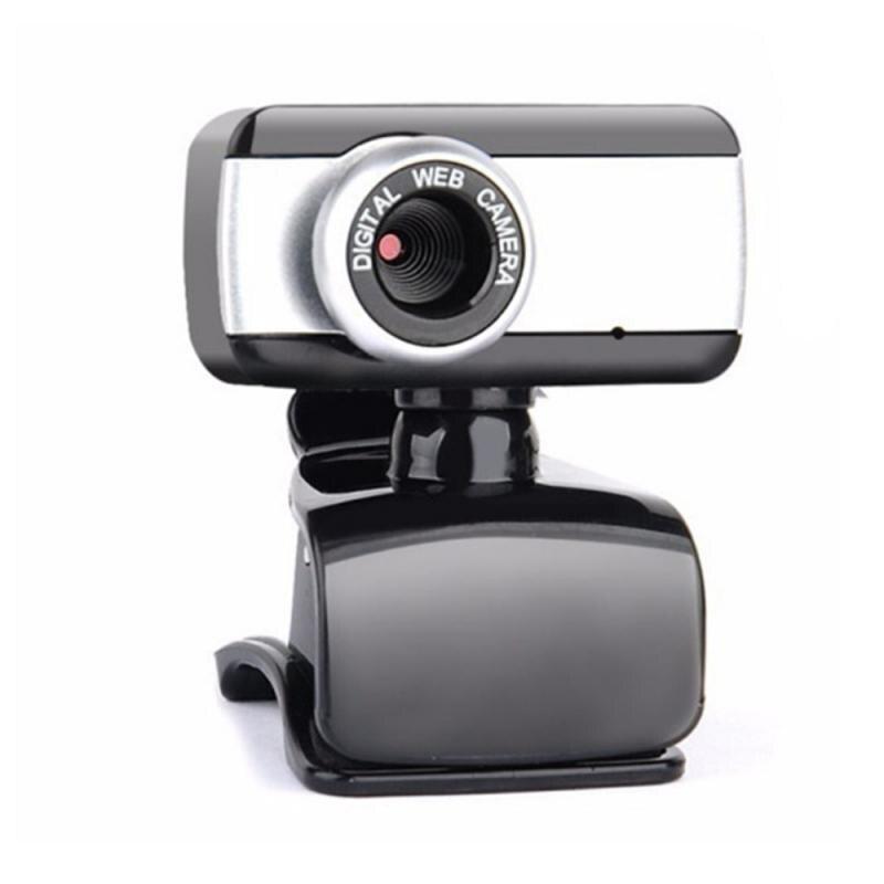 Фото - Новая веб-камера USB 2,0 480p HD с микрофоном, вращающаяся настольная веб-камера для ПК, веб-камера со встроенным микрофоном, компьютерная веб-каме... веб камера