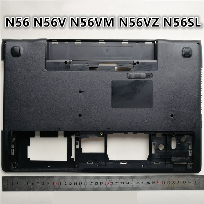 Nueva funda inferior de la cubierta Base del ordenador portátil para ASUS N56 N56V n56mv N56VZ N56SL