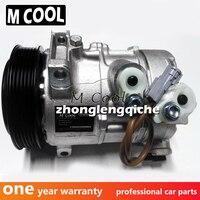 Air Conditioning Compressor AC Compressor For jeep compass 2.0 petrol 2003- Air Conditioning Compressor Assy