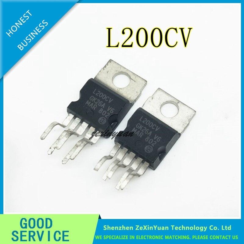 5 pçs/lote L200C PARA-220 L200CV L200 TO220 originais IC qualidade 100%