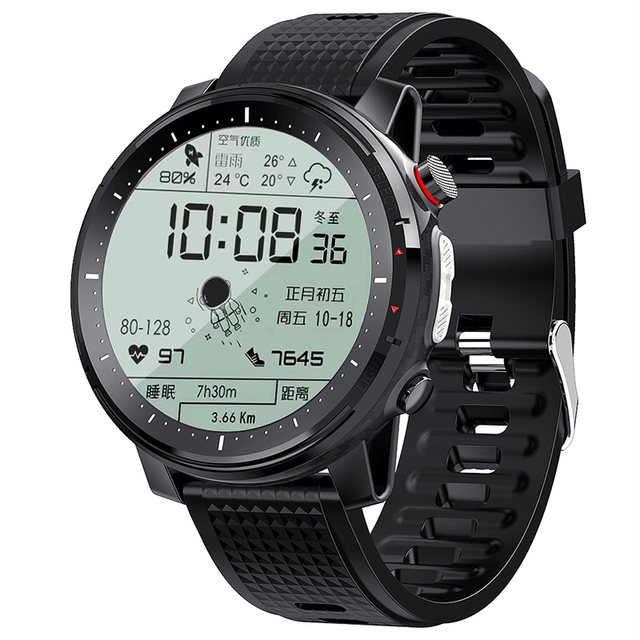 Мужские водостойкие смарт-часы Timewolf