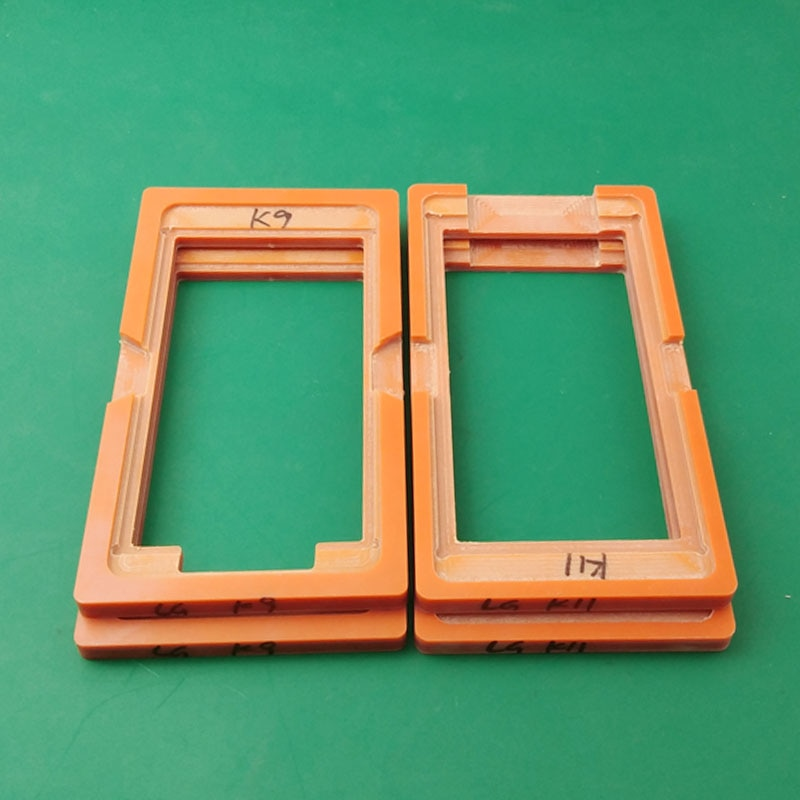 OCA UV pegamento molde pantalla LCD de cristal molde para samsung Galaxy A10 A20 A20S A20e A30 A40 A50 A60 A70 A80 A90 M10 M20 M30