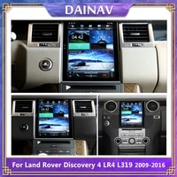 vertical tesla android car radio dvd gps navigation for land rover discovery 4 lr4 l319 2009 2016 car multimedia video player