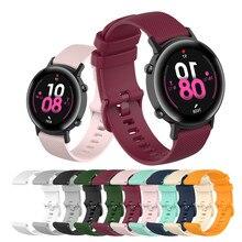 Smart Watch Band Wrist Strap For Huawei Watch GT 2 42mm 46mm 20/22mm Strap For Honor Watch Magic For Polar Vantage M Wristband