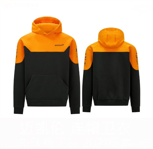 2021 new hot selling f1 racing hoodie car racing fans f1 team logo jacket with the same custom f1 jacket 2021F1 team hoodie new F1 jacket, racing jersey with the same customization