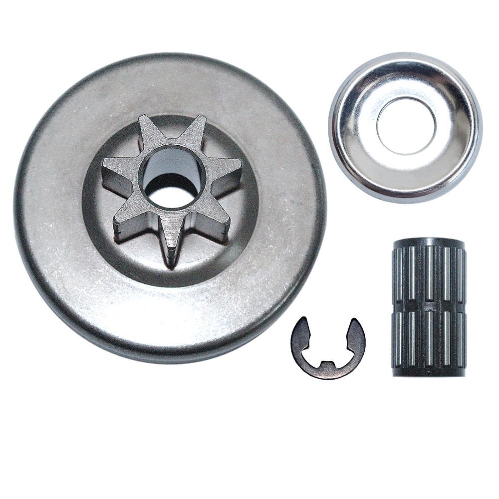 """325 """"7t cilindro de embreagem rolamento agulha arruela kit para stihl 028 028av 028wb motosserra substituir 1118 640 2001"""