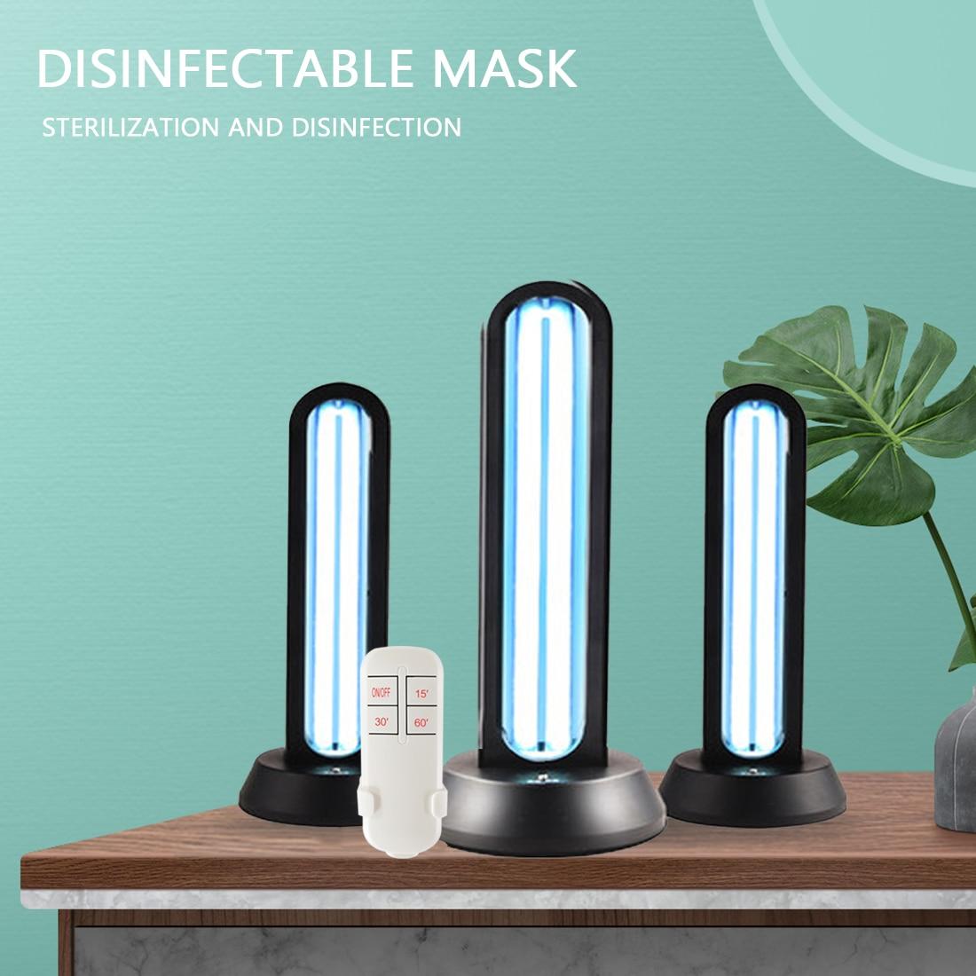 110V UV Ozone Ultraviolet Lamp EU Plug Quartz Lamp UVC Sterilizer Home Kill Mite Germicidal Light Bulb Disinfection Air Clean недорого