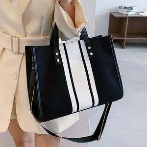 Large Capacity Women Handbags High Quality Canvas Messenger Bags Fashion Female Shoulder Bag Casual Crossbody Bags for Women New