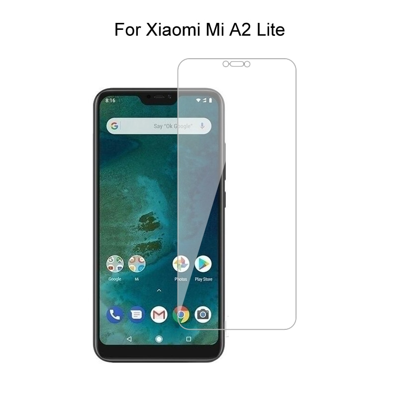 Стекло для Xiaomi Mi A2 lite закаленное стекло Защита для экрана Защитное стекло для Xiaomi Mi A2 Lite