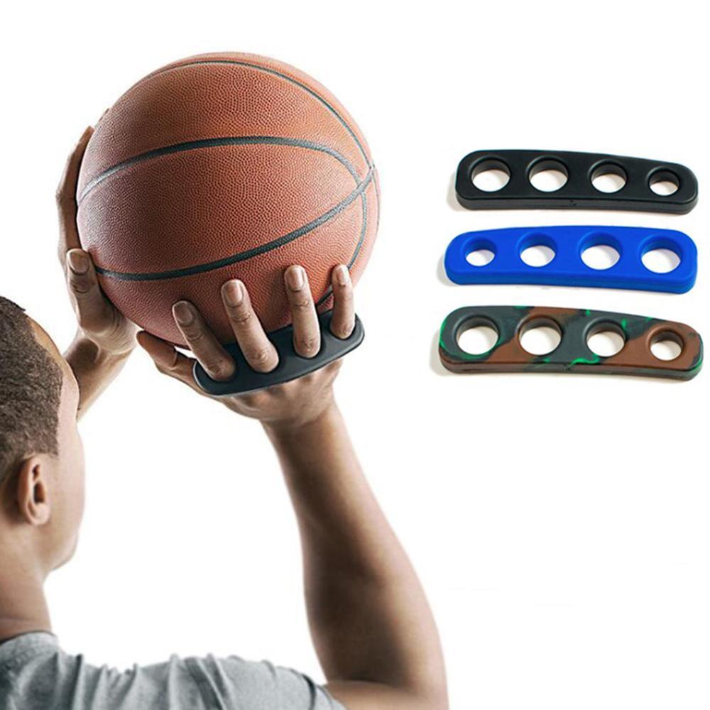 1 ud. De silicona tiro bloqueo pelota de baloncesto tiro entrenador entrenamiento accesorios de tres puntos tamaño S/M/L para niños adultos hombre adolescentes nuevo
