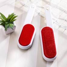 1Pcs Dust Brusher Static Brush Magic Fur Cleaning Brushes Durable Pet Hair Lint Remover Reusable Ele