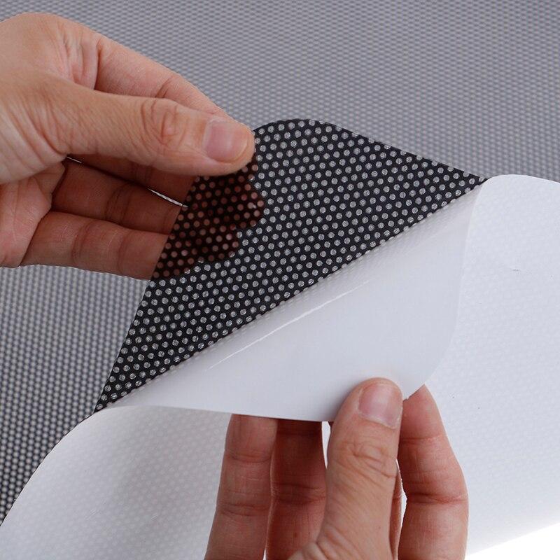 2 шт. 72*51 см изоляции солнцезащитный крем Электростатическая плёнка УФ Стикеры навесов автомобиля