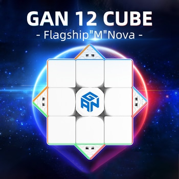 [ Pre-Order ] Gan 12 Maglev UV  Stickerless peed Cube,GAN 12,Professional,Puzzle Toys,GAN 12M,Children's Gifts