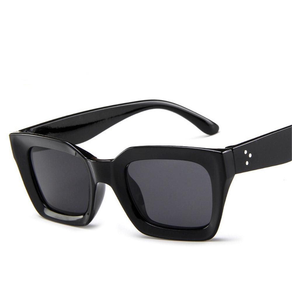 Солнцезащитные очки «кошачий глаз» uv400 женские, милые пикантные винтажные небольшие треугольные солнечные очки в стиле ретро, черные белые,...