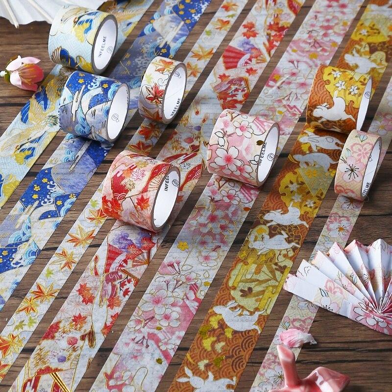 AliExpress - 3 Rolls Washi Tape Set,Decorative Washi Masking Tape Set for DIY Crafts and Gift Wrapping