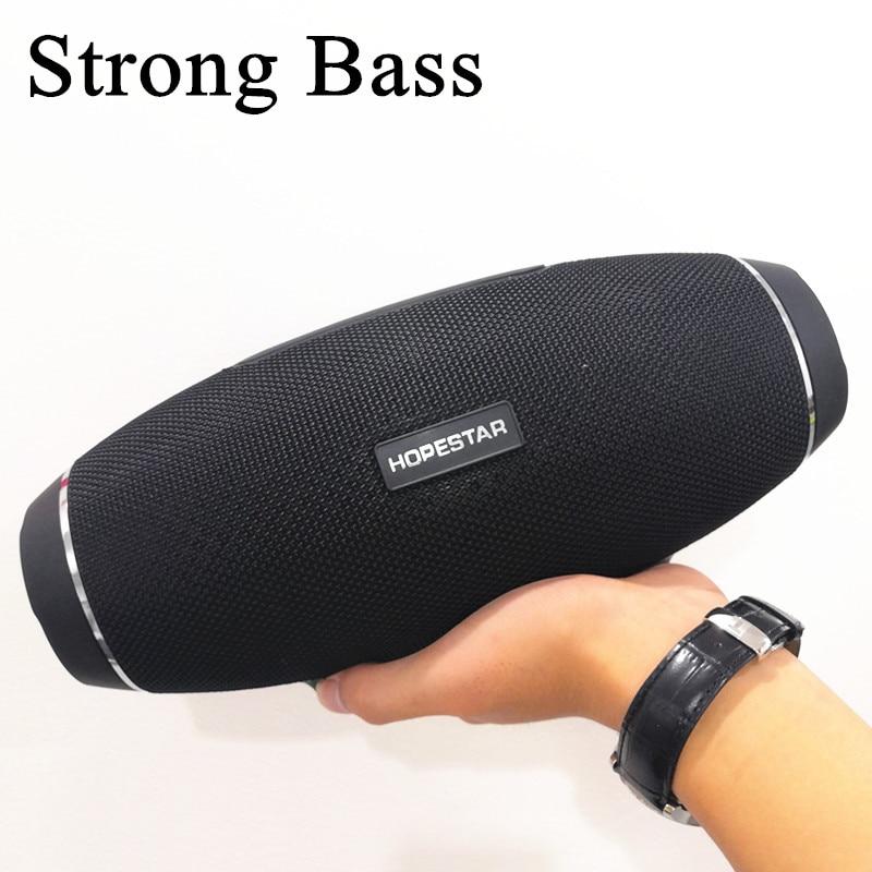 اللاسلكية مكبر صوت بخاصية البلوتوث قابل للنقل 30W للماء في الهواء الطلق سوبر باس Speakr مضخم مع قوة البنك USB AUX المحمول